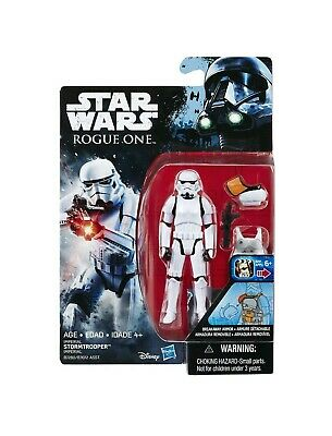 2016 Star Wars Rogue One 3.75-Inch Figure Imperial Stormtrooper
