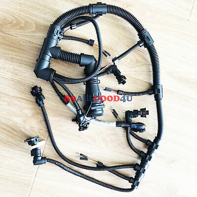 Brilliant Excavator Wire Harness 14535881 Voe14535881 For Volvo Ec140B Ec160B Wiring Cloud Hisonuggs Outletorg