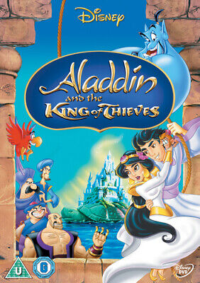 Aladdin and the King of Thieves DVD (2004) Tad Stones