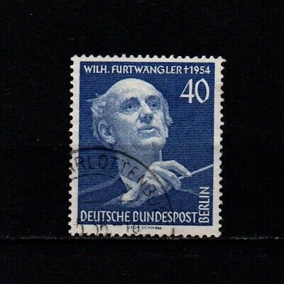 Germany Berlin 1955 - Furtwangler - Mi 128 - Used