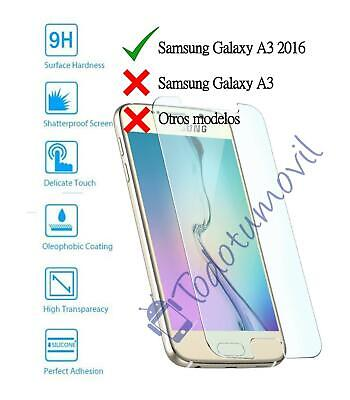 Protector screen glass Tempered Glass for Samsung Galaxy A3 2016 A310F