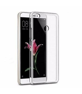 Cover gel TPU case silicone for mobile Xiaomi MI MAX TRANSPARENT