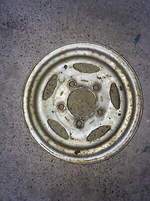 Landrover Discovery 1 Steel Wheel
