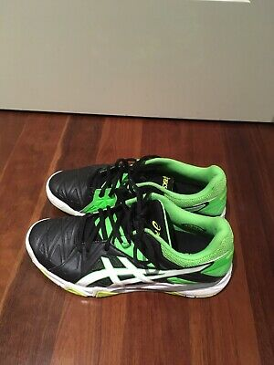 Asics Gel Sensei Green Black US 8