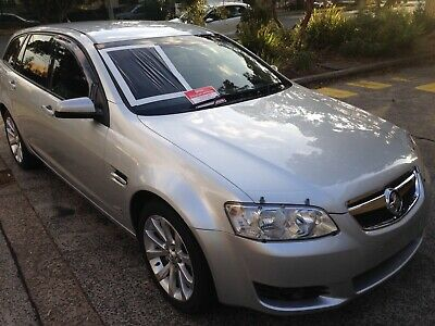 Holden Commodore 2011 Model Ve Berlina Sidi 3.0 Ltr Engine Hail Damaged Salvage