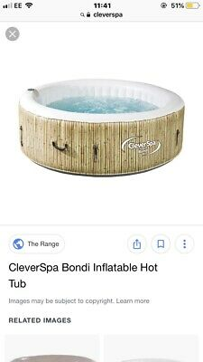 Cleverspa Hot Tub