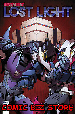 Transformers Lost Light #20 (2018) 1St Printing Lawrence Cover A Idw Comics