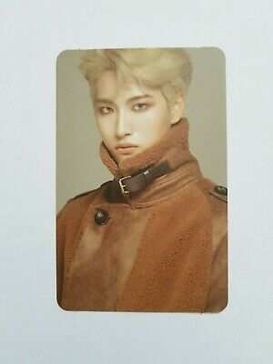 "K-POP ATEEZ Mini Album ""TREASURE EP 2 : Zero To One"" Official SUNGHWA Photocard"