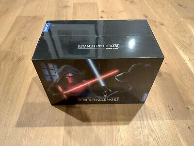 Brand New Lenovo Star Wars Jedi Challenges VR Headset - Black - Sealed in Box