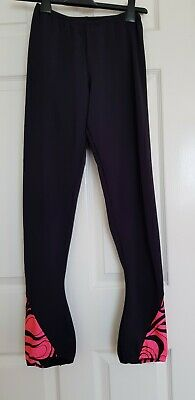 Shiver Ice skating leggings and skirt, size Adult S/P