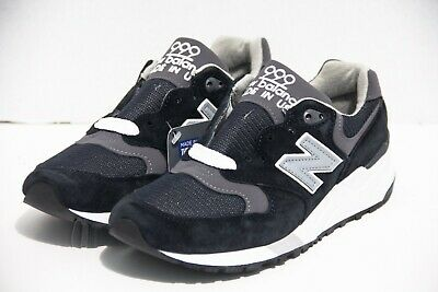 96cece3f7f979 New Balance 999 M999CBL Mens Size 5.5 Navy Pewter Running Shoes Made In USA