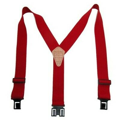 New Perry Suspenders Men's Elastic Hook End suspenders (Tall Available)
