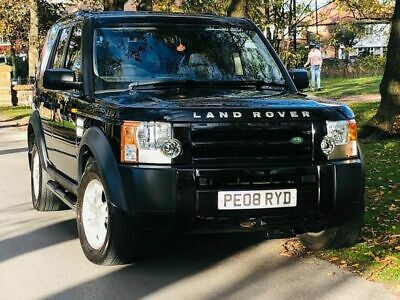 2008 land rover discovery 3 2.7 TDV6