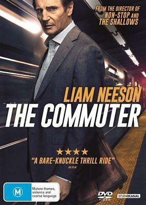 The Commuter DVD : NEW