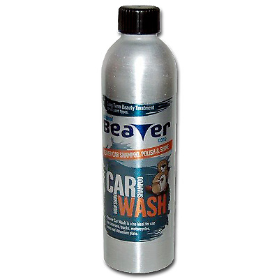 Beavercare High Shine Everyday Foam Car Wash Traffic Film Remover, Wax Pre-Wash