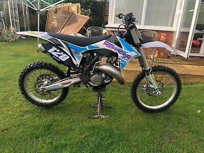 KTM SX 125 2012 Motocross Bike