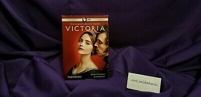 Masterpiece: Victoria - Season 2 (DVD 2018)  Jenna Coleman, Tom Hughes BRAND NEW