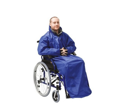 Wheelchair Coverall with sleeves New