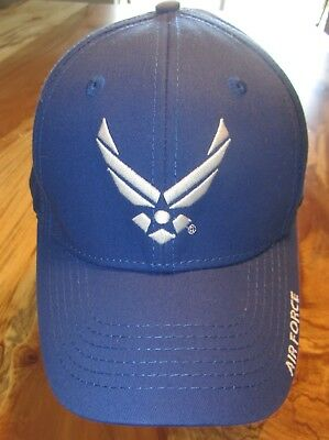 separation shoes 7817e 10d33 Air Force Falcons Mens Baseball Cap, Hat, Cotton, Blue, One Size Adjustable