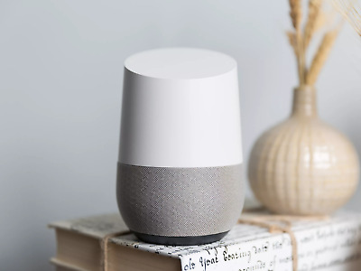 Google Home Smart Assistant - White Slate - Don't Pay $199