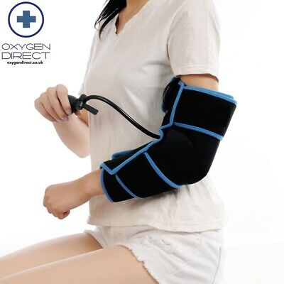 Elbow cold compression Ice Gel Pack, Injury Compression Therapy