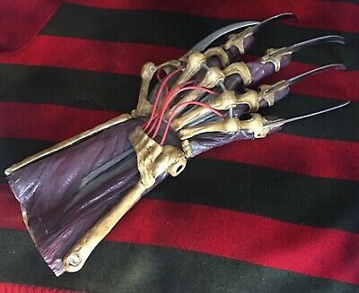Freddy Krueger Glove New Nightmare Claw