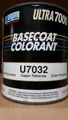 Sherwin Williams U7032 Copper Paliocrom Quart Ultra 7000