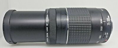 Canon Zoom Lens EF 75-300 mm 1:4-5.6 III