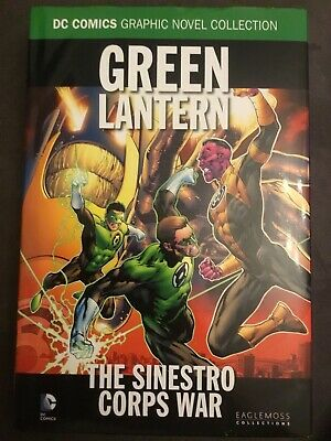 Dc Comics Graphic Novel Collection Special Green Lantern The Sinestro Corps War