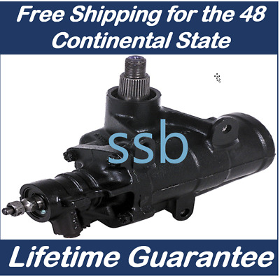 CLOS  Power Steering Gear Box for  Ford Crown Victoria 1997-2002