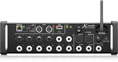 X AIR XR12 12-Input Digital Mixer for iPad/Android Tablets (A-Stock)