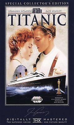 Titanic (Three-Disc Special Collector's Edition) (1997), New DVD, Victor Garber,