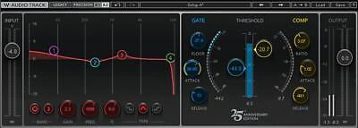 Waves AudioTrack Channel Strip Plugin (AU/VST/AAX)