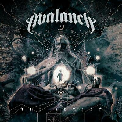 AVALANCH-THE SECRET NEW CD 30-03-2019 spanish metal-PRE-ORDER-SARATOGA-WARCRY