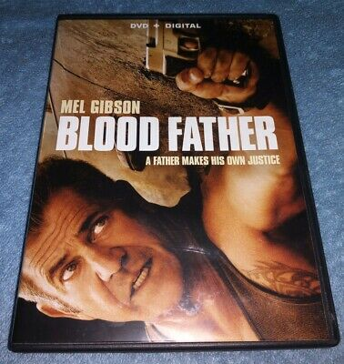 Blood Father (DVD Mel Gibson