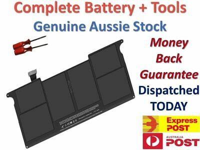 """Battery A1406 A1495 for Apple MacBook Air 11"""" A1370 Mid 2011 2012 A1465 Mid2013"""