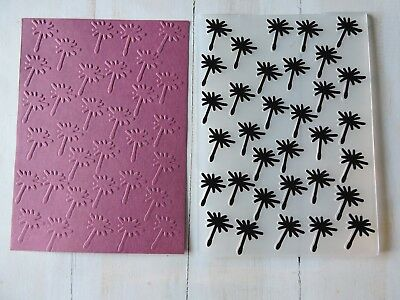 Embossing Folder -  Small  Dandelions