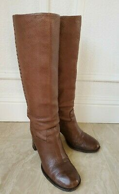 523c6bae74a Tory Burch Wyatt Stovepipe Tall Riding Boots size 9