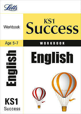 English: Revision Workbook (Letts Key Stage 1 Success), Paul Broadbent, Lynn Hug