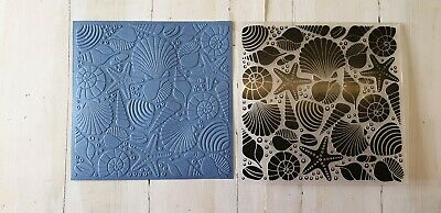 Embossing Folder  -- Sea Shells