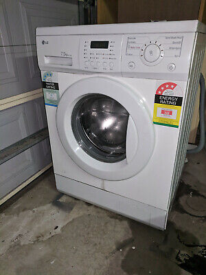 LG washing machine WD-1049C in Great working condition