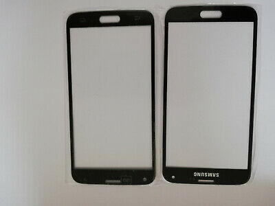 Original Samsung Galaxy S5 Front Glas Touch Screen Touchscreen Digitizer Black