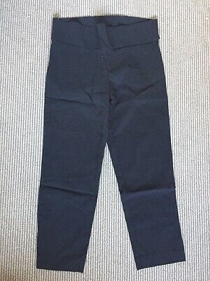 Pea In A Pod Maternity Black Crop Pants - Size 12 - Excellent Condition!