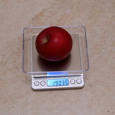 AU FAST Digital LCD Kitchen Food Scale Electronic Balance Weight Postal Scales