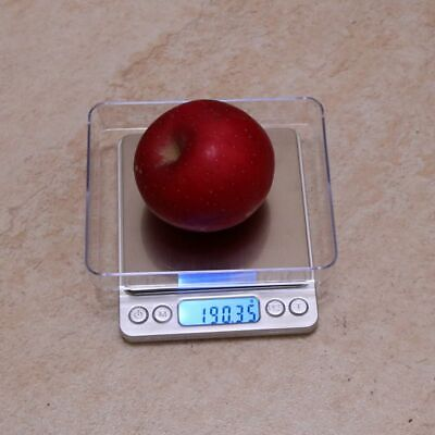 0.01-500g Digital Kitchen Food Scale Electronic Balance Weight Postal Scales 1PC