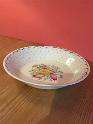 Susie Cooper Printemps Soup / Sweet / Cereal Bowl 7.5""