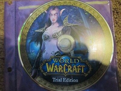 World of WarCraft 14-Day Trial Edition DVD-ROM