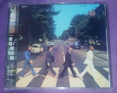 The Beatles Abbey Road CD in Mono! BTL 1008