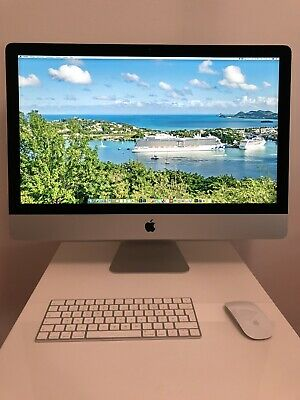 Apple iMac 27 - Intel Core i5 3,80GHz (8GB|2TB Hyb|R580) 2017