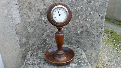 Oak Cased Clock